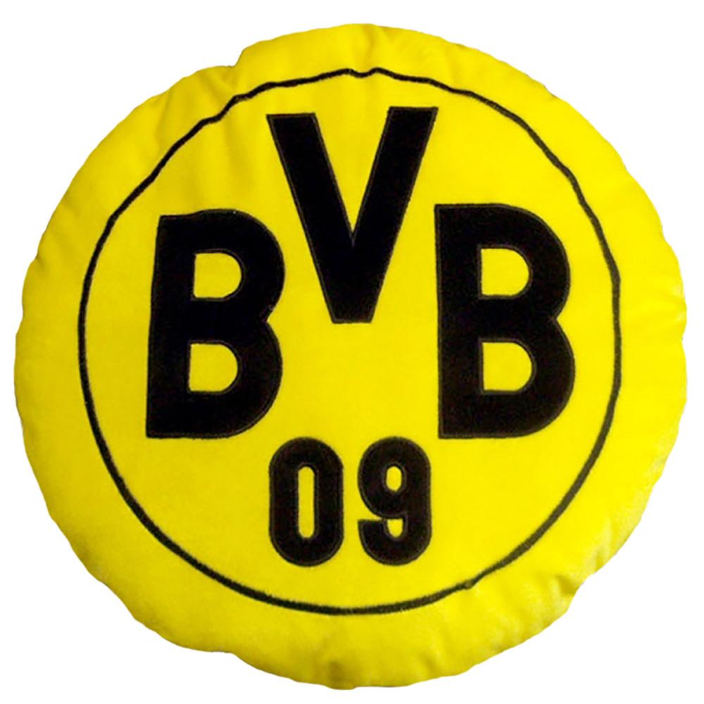 BVB Borussia Dortmund Kissen Logo rund Neu  eBay