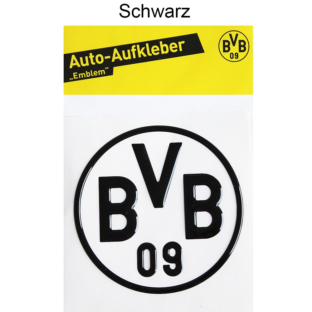 BVB Borussia Dortmund Aufkleber BVB Logo 3D  AuswahleBay