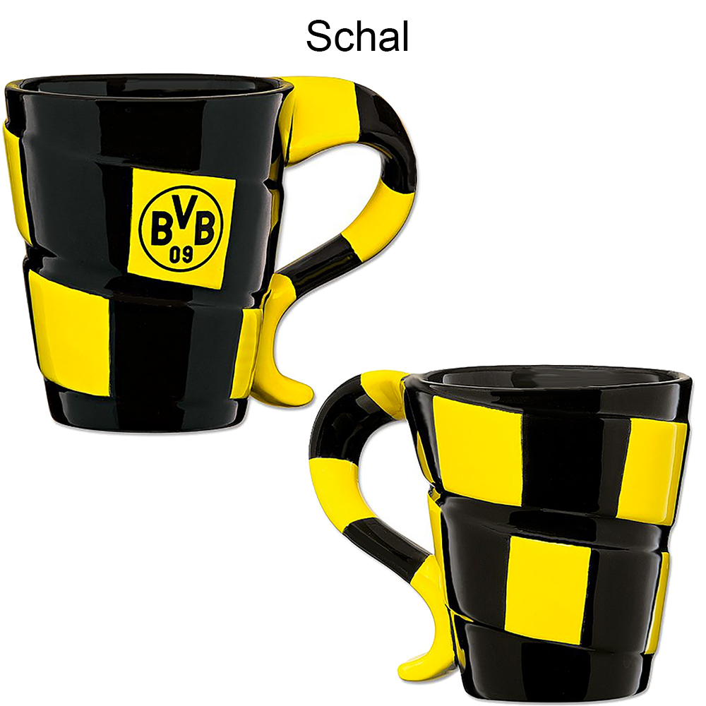 bvb borussia dortmund kaffeebecher becher tasse motive zur auswahl ebay. Black Bedroom Furniture Sets. Home Design Ideas
