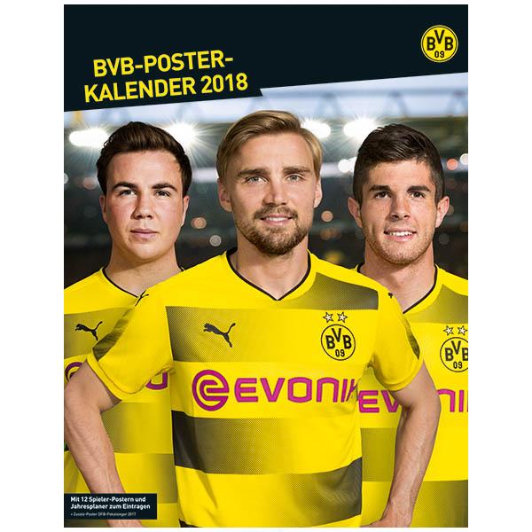 BVB Posterkalender 2018