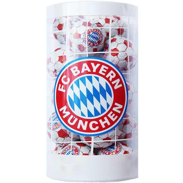 FC Bayern München Bälle Schokolade