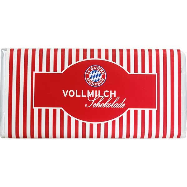 FC Bayern München Schokolade