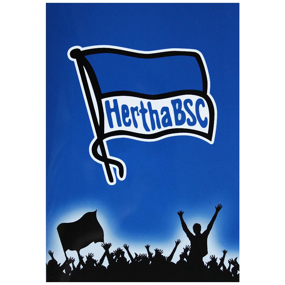 Hertha BSC Berlin Sound Geschenkkarte - Nur nach Hause ...