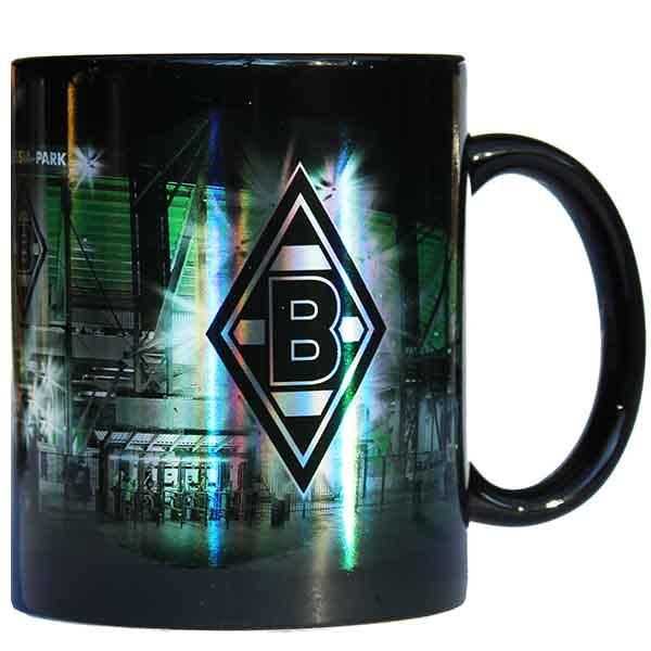 Borussia Mönchengladbach Tasse Metallic