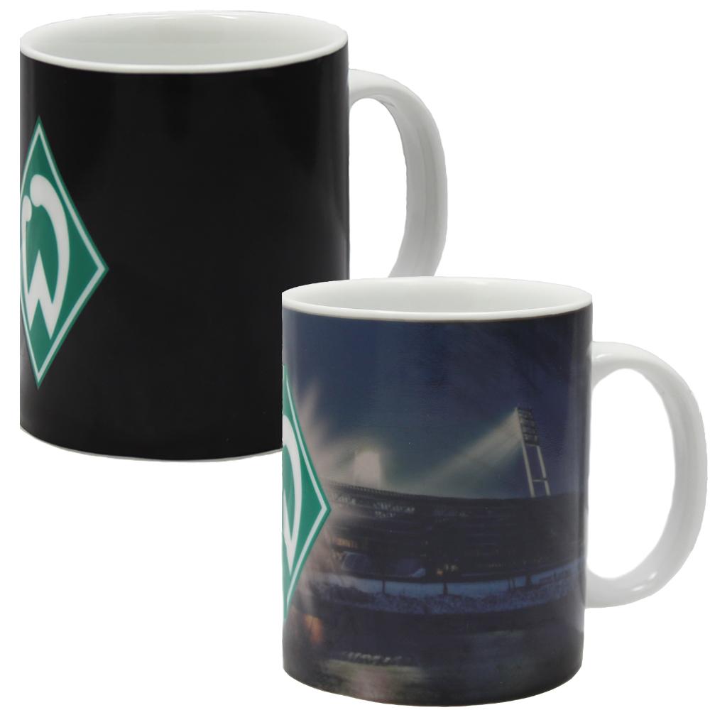 SV Werder Bremen Tasse Magic Weser Stadion
