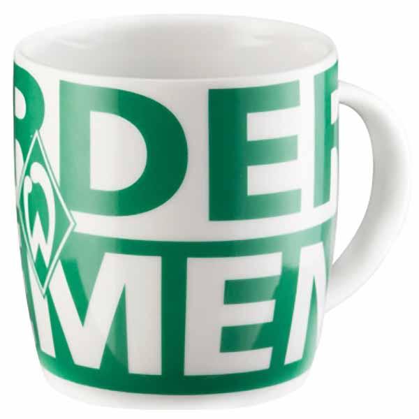 SV Werder Bremen Tasse Werder Bremen