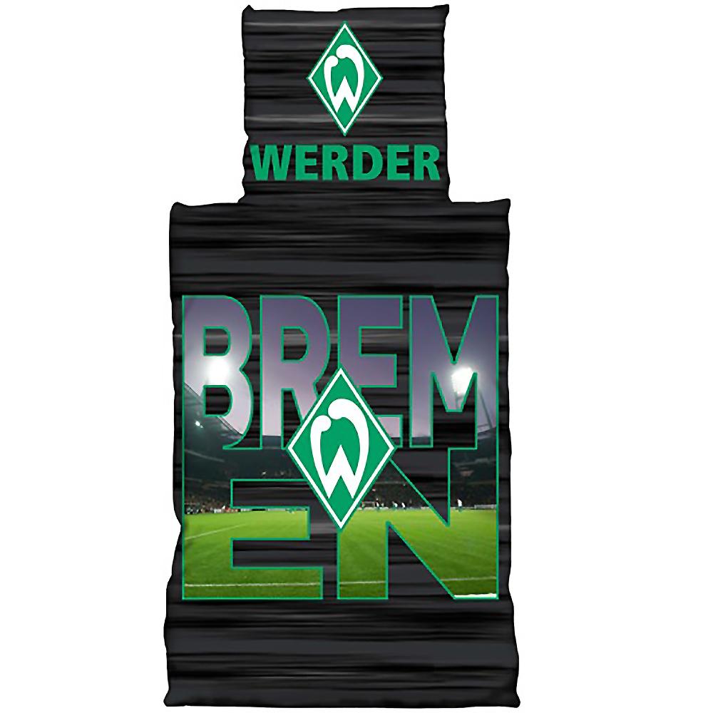 Sv Werder Bremen Bettwäsche Stadionbuchstaben