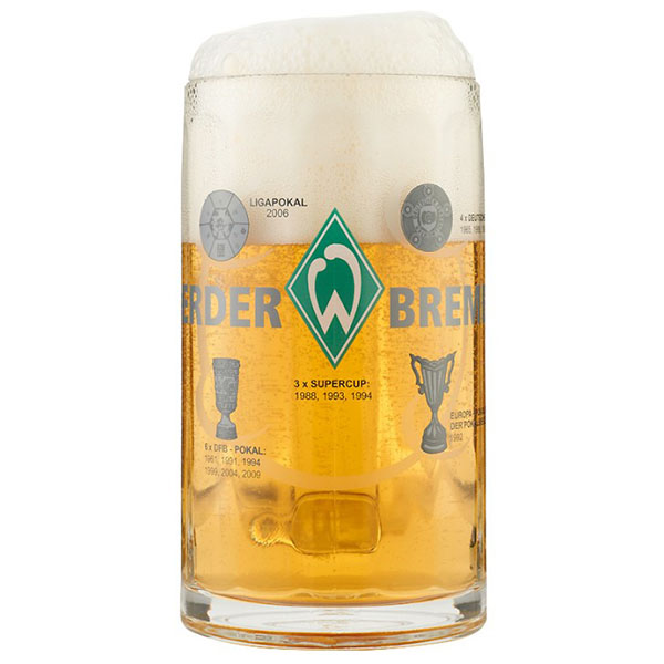 SV Werder Bremen Bierkrug Erfolge