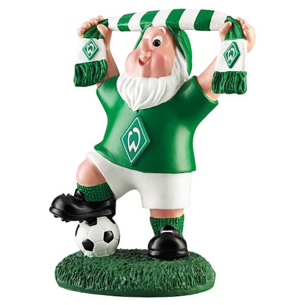 SV Werder Bremen Gartenzwerg Schal klein