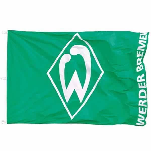 SV Werder Bremen Hissfahne