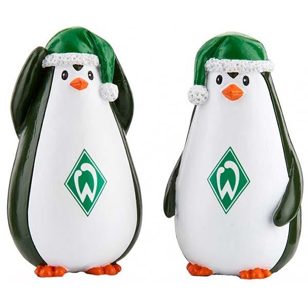 SV Werder Bremen Weihnachtsfiguren 2er-Set