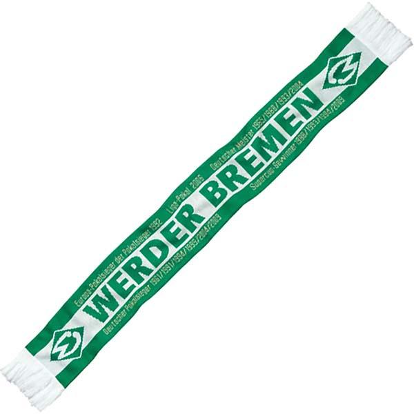 SV Werder Bremen Schal Erfolge