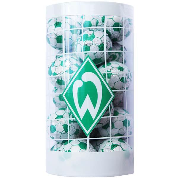 SV Werder Bremen Bälle Schokolade