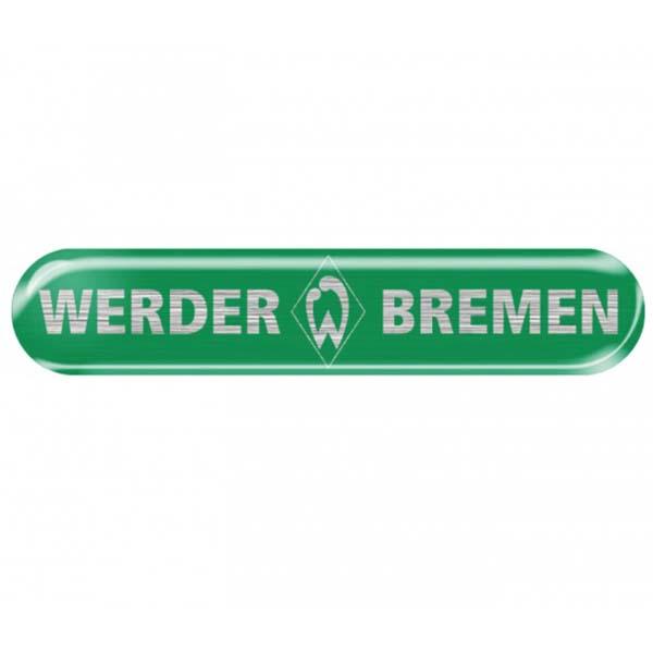 SV Werder Bremen Aufkleber Werder Bremen 3D Sticker