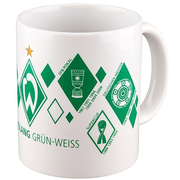 SV Werder Bremen Tasse Erfolge