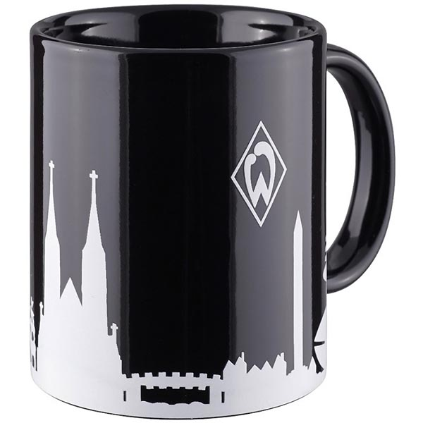 SV Werder Bremen Tasse Glow in the Dark