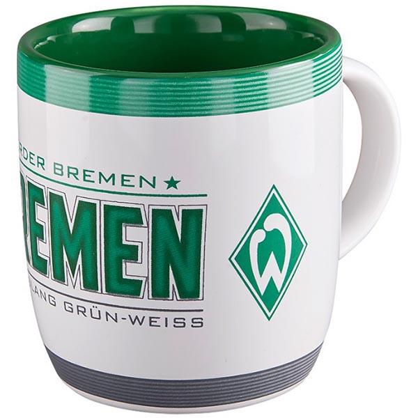 SV Werder Bremen Tasse Retro