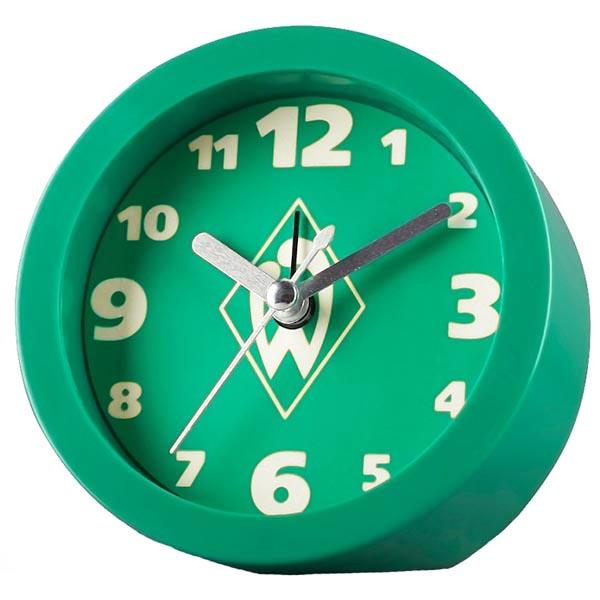 SV Werder Bremen Wecker nachleuchtend