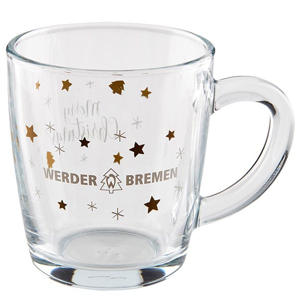 SV Werder Bremen Tasse Weihnachten