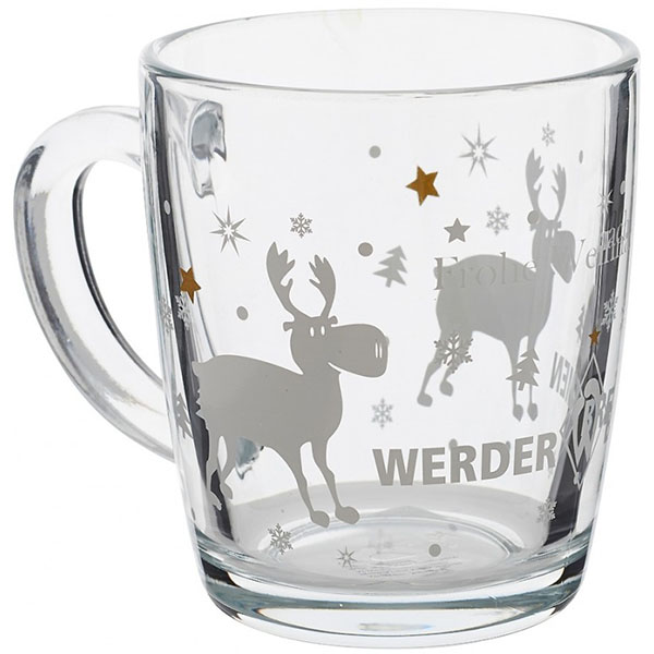 sv werder bremen tasse weihnachten. Black Bedroom Furniture Sets. Home Design Ideas