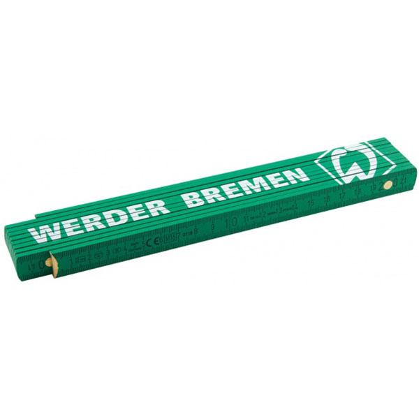 SV Werder Bremen Zollstock grün