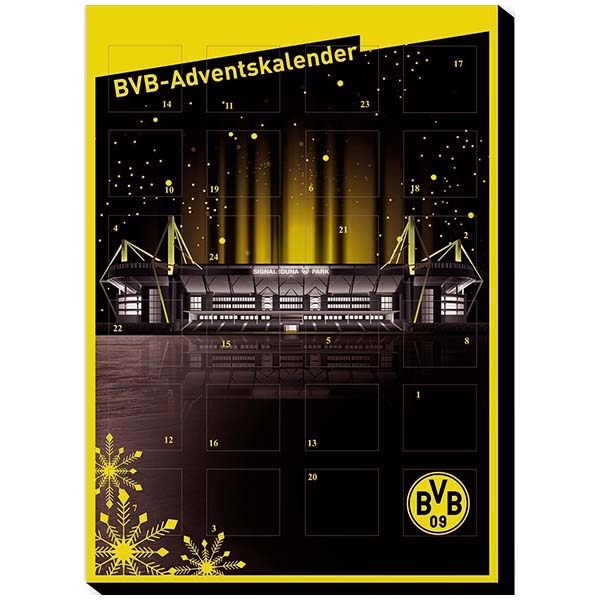 BVB Adventskalender 2017