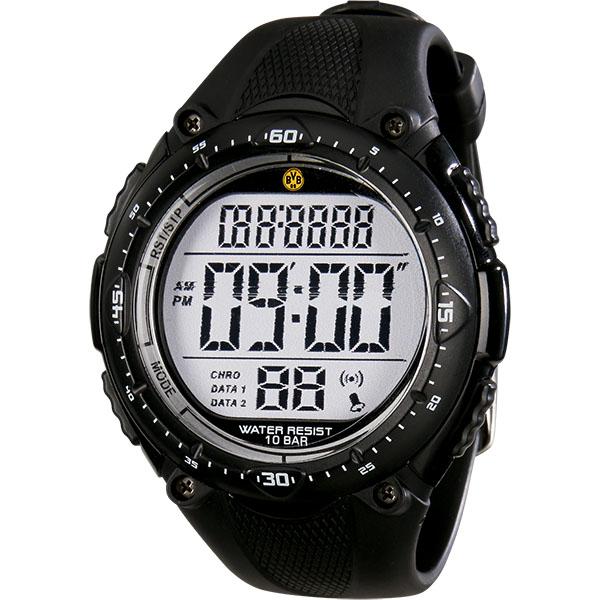 BVB Armbanduhr Digitaluhr