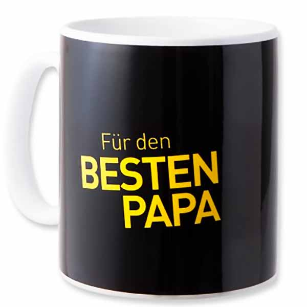 BVB Tasse Für den besten Papa