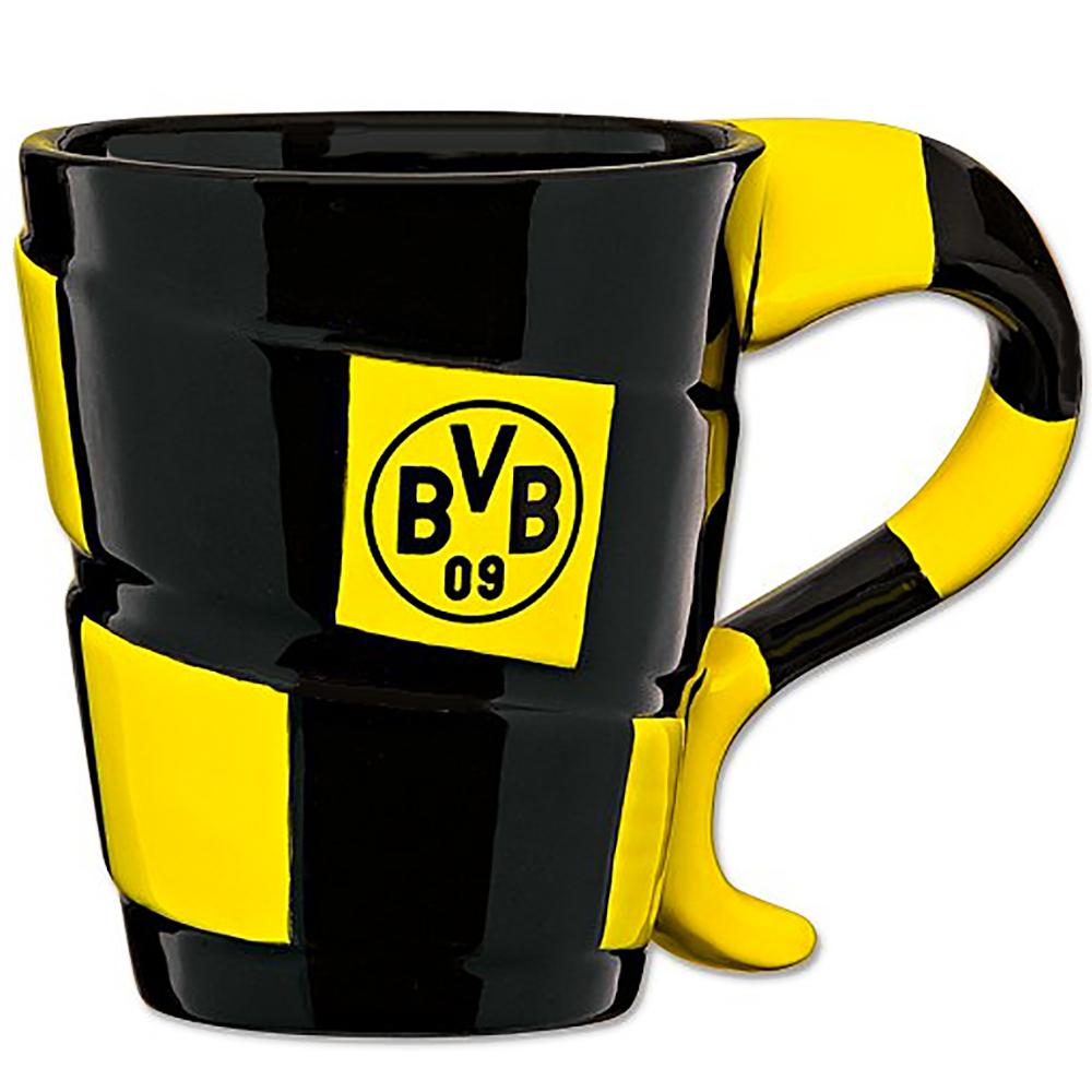 BVB Tasse mit Schal