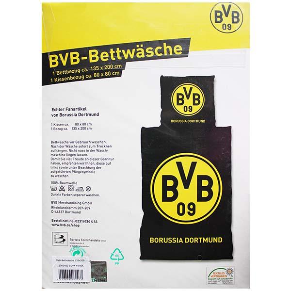 Bvb Bettwäsche Bvb Logo