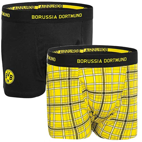 BVB Retroshorts 2er-Set