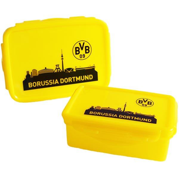 BVB Brotdose Dortmund Skyline 2er-Set