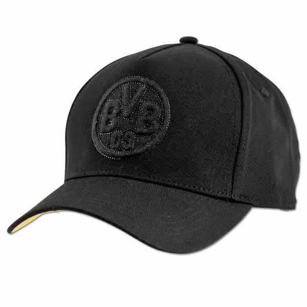BVB Kappe BVB Logo schwarz gelb