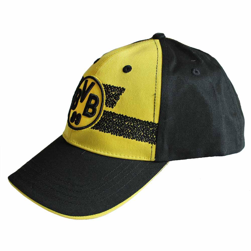 BVB Kappe BVB Logo Streifen