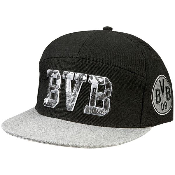 BVB Kappe schwarz