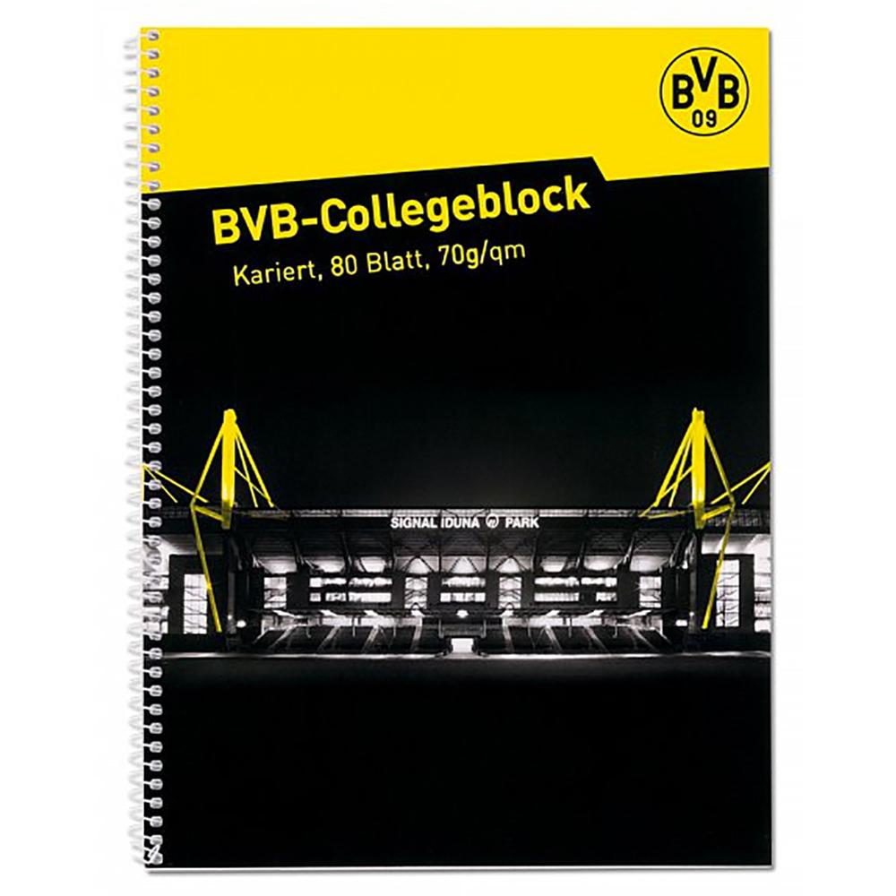 BVB Collegeblock DIN A4 80 Blatt kariert