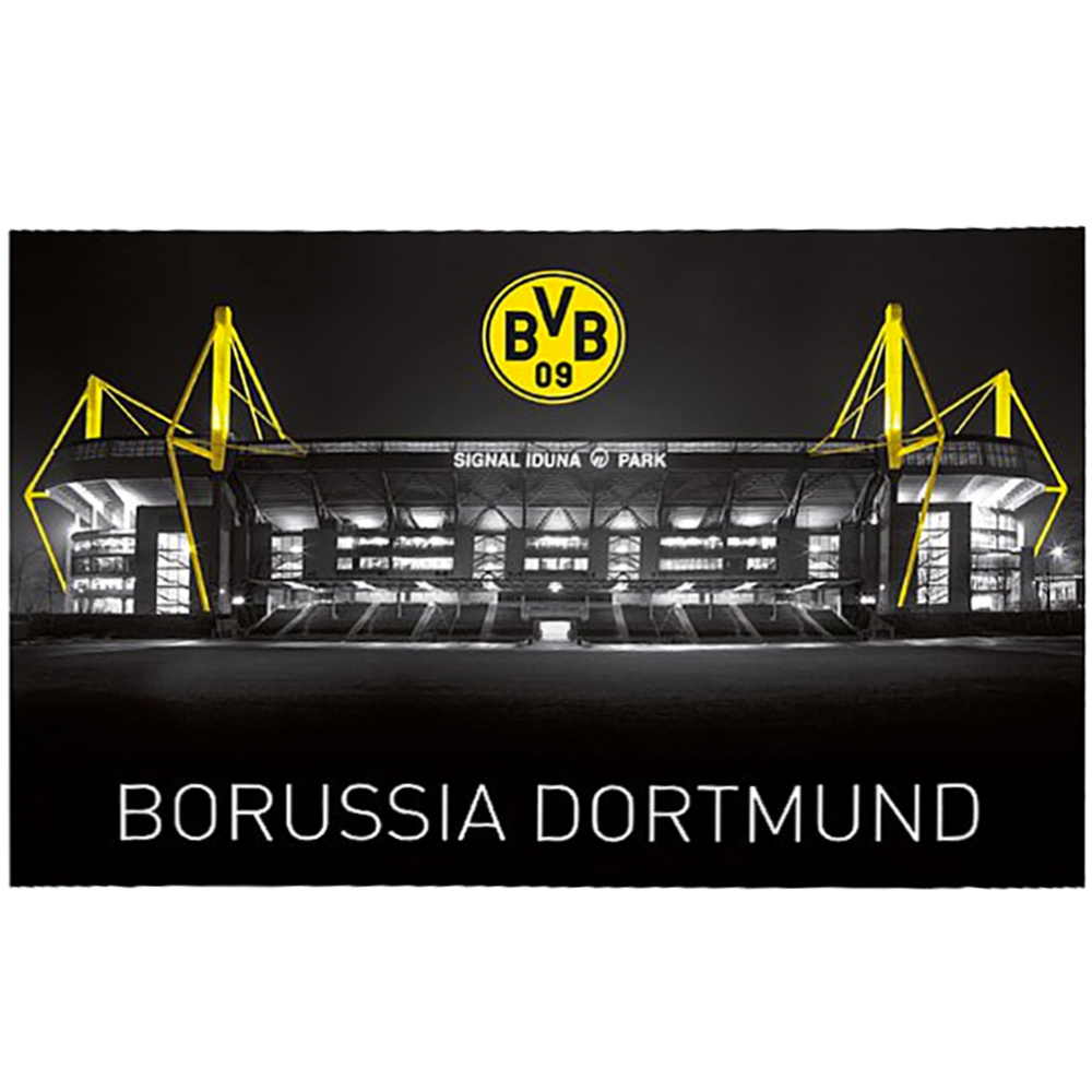 bvb schreibunterlage signal iduna park. Black Bedroom Furniture Sets. Home Design Ideas