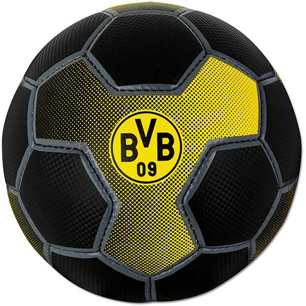 BVB Fussball Carbonmuster Größe 5