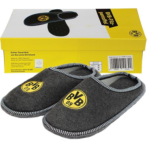 BVB Pantoffeln