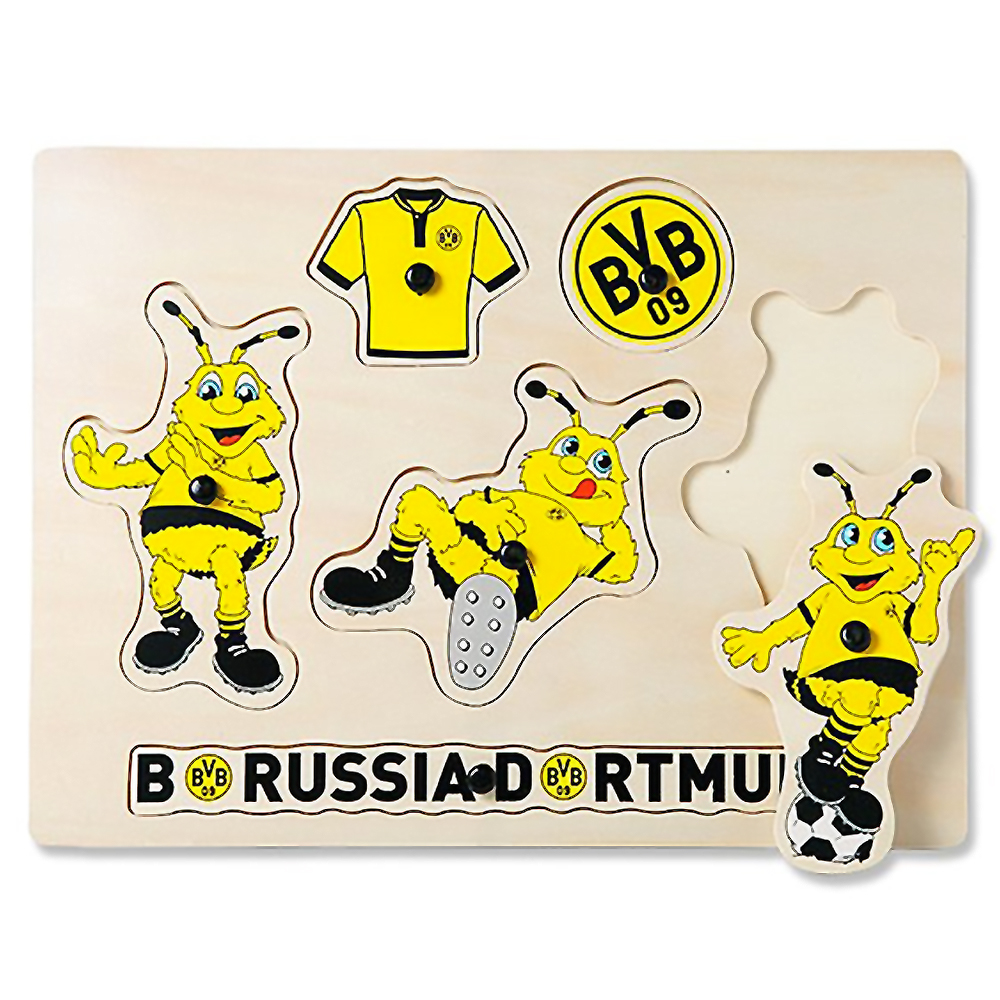 BVB Holzpuzzle