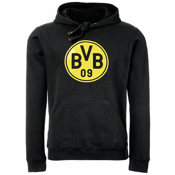 BVB Hoody BVB Logo schwarz