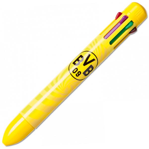 BVB Kugelschreiber 8 Farben