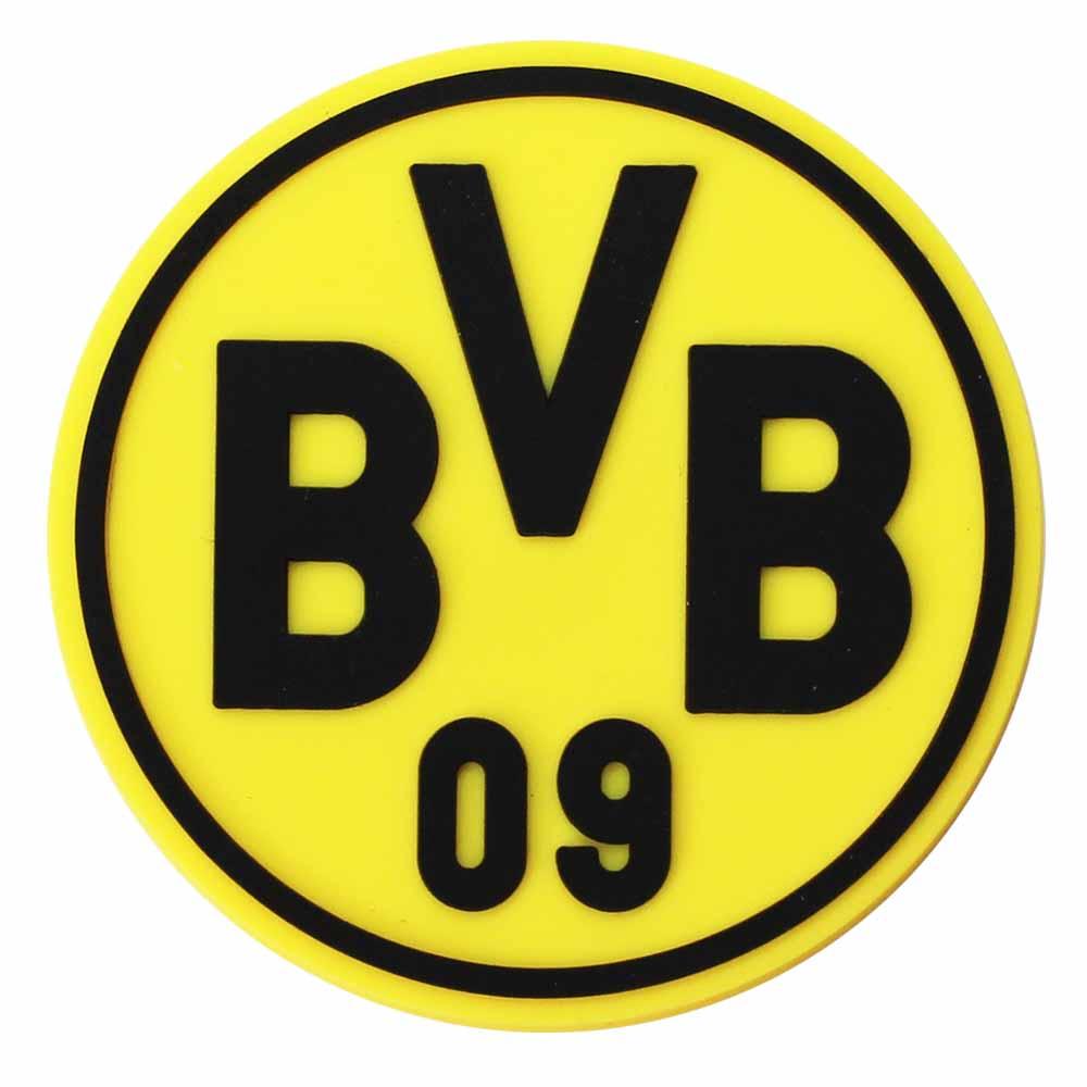 BVB Magnetschild 3 D Logo