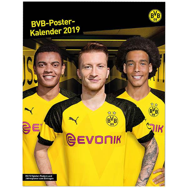 BVB Posterkalender 2019