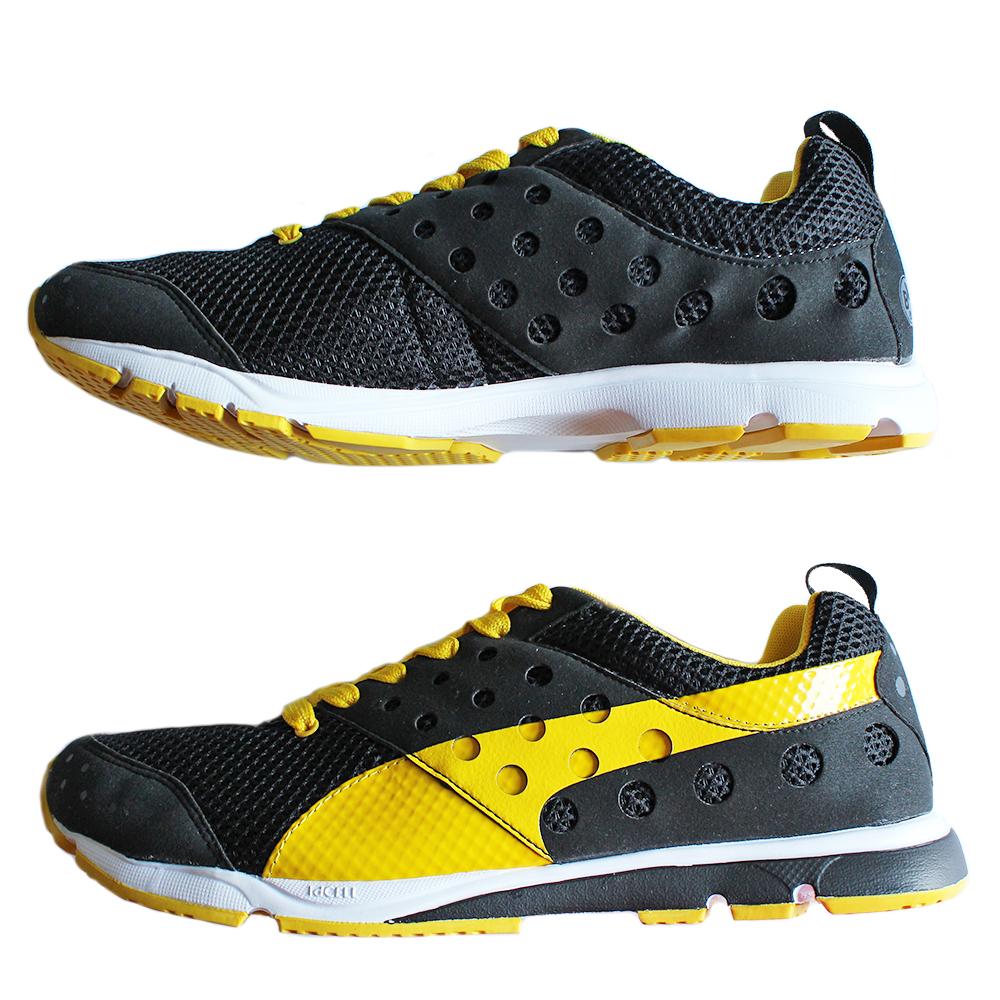 7b12e3319c9d BVB Schuhe Narigo schwarz gelb 42