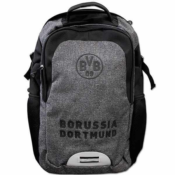 BVB Schulrucksack Freizeitrucksack grau