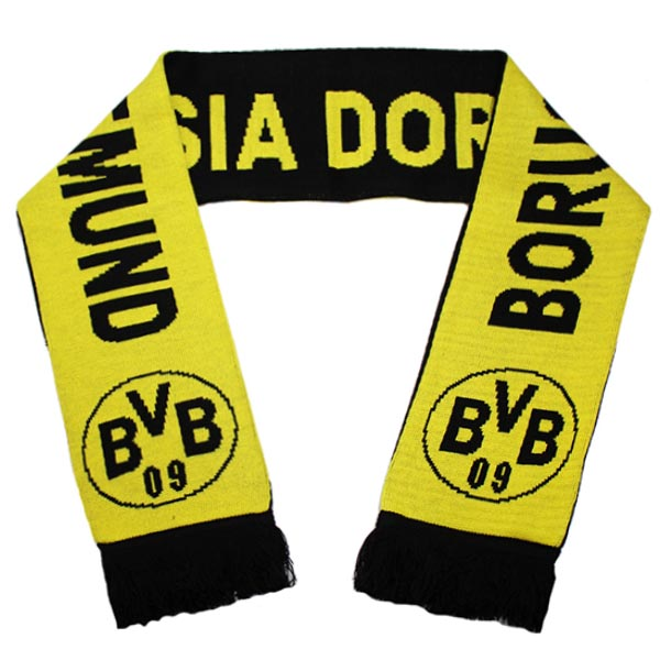 BVB Schal Borussia Dortmund