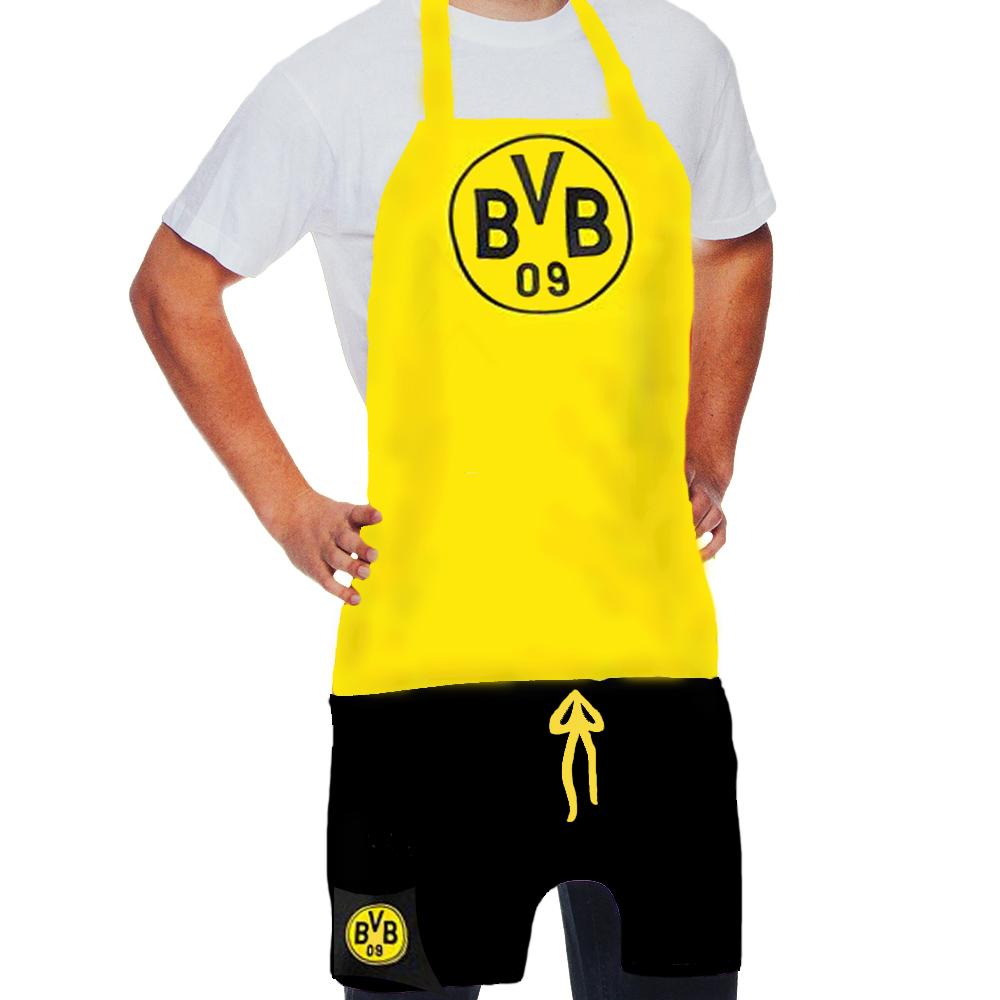 BVB Grillschürze