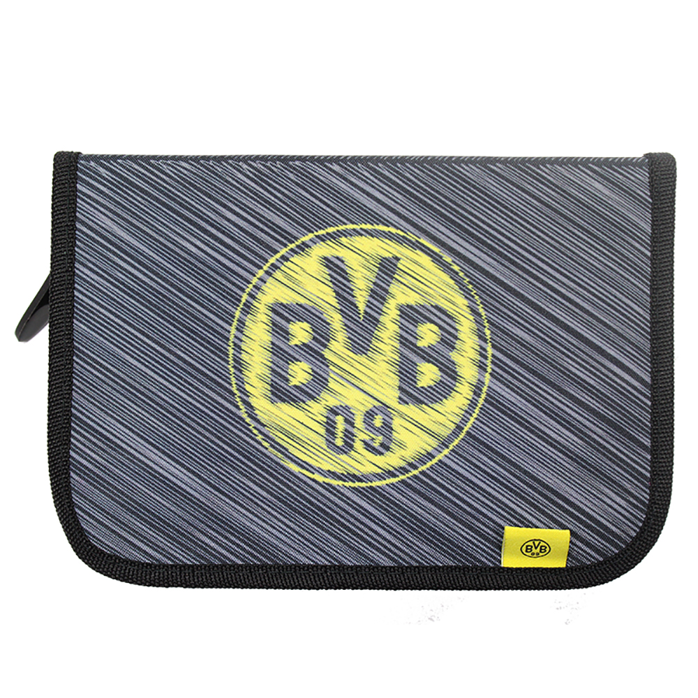 BVB Schulmäppchen BVB Logo 31-teilig