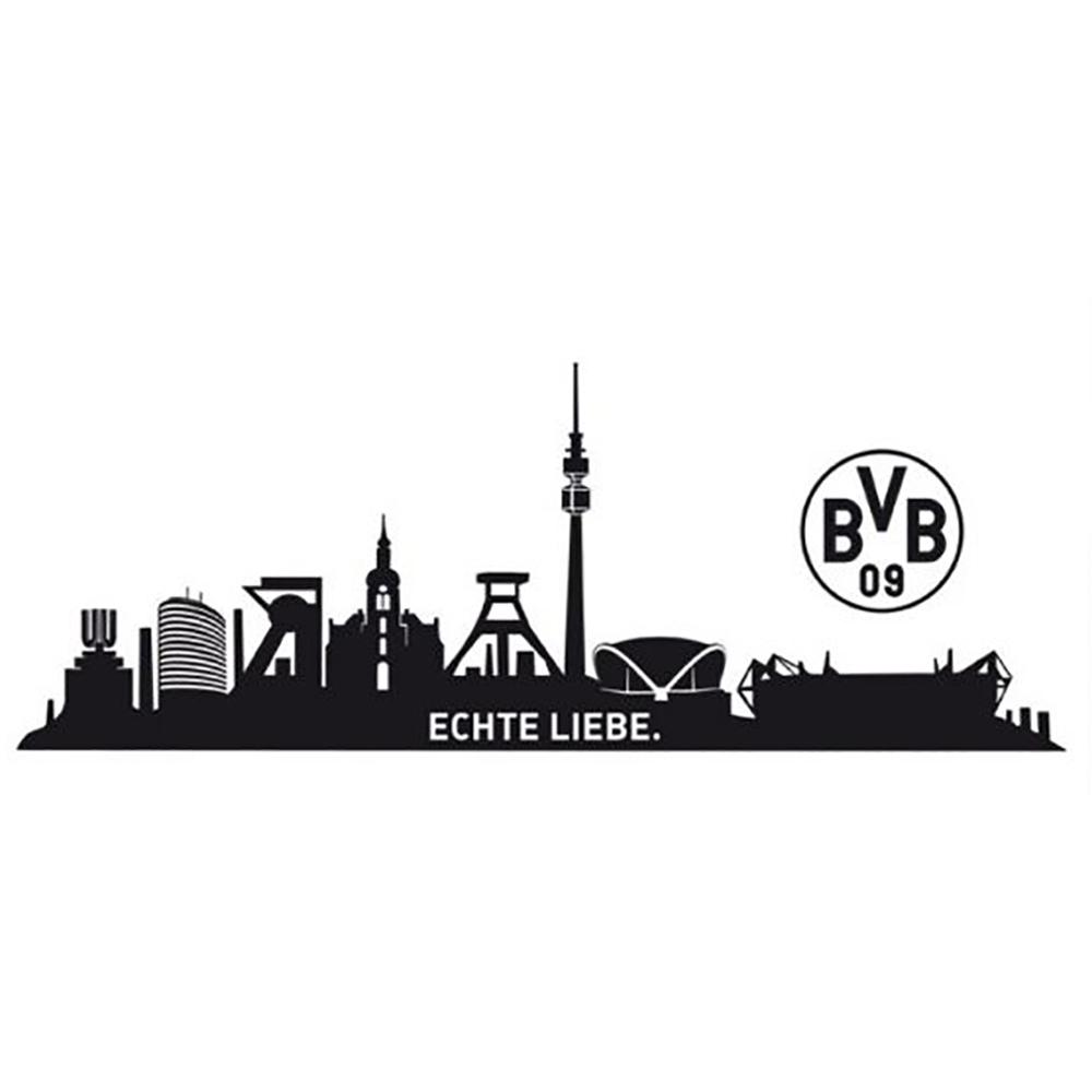 Bvb Wandtattoo Skyline Dortmund